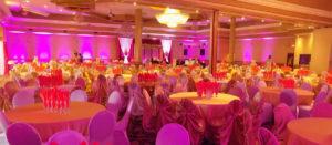 weddings hall